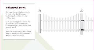 Amazon Com Outdoor Essentials Vinyl Fencing