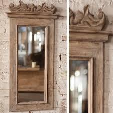 wood frame mirror framed mirror