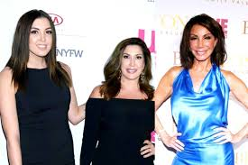 RHONJ's Ashlee Holmes Slams Danielle Staub for Claiming Ashlee Left Her  with 3 Herniated Disks & Dissing Jacqueline in 2020 | Clip in ponytail,  Ashlee, Herniated