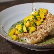 Almond Crusted Mahi Mahi with Coconut ...