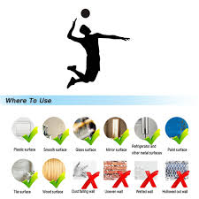 A Volleyball Vinyl Sticker Or Decal Great For Car Or Laptop Or Smooth Surface Auto Parts And Vehicles Car Truck Graphics Decals Shaolinsindia Com