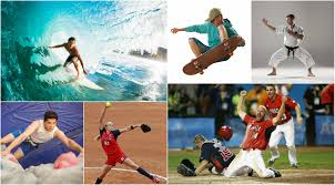 Olympic sports added for Tokyo 2020 ...