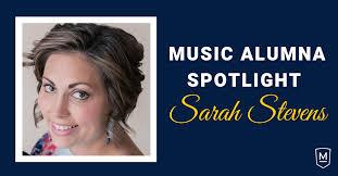 Alumni Spotlight - Sarah Stevens - Maranatha Baptist University