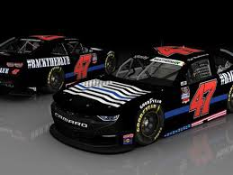Nascar Team Reveals Pro Police Back The Blue Paint Scheme To Run At Homestead Miami