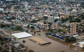 Há dois anos, região central de Porto Velho estava parcialmente submersa;  relembre em imagens – Painel Político