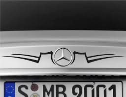 Mercedes Benz And Amg Decals Sticker For Autos Supdec Graphix