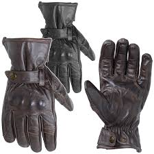 gloves rst roadster 2 leather black