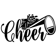 Amazon Com Cheerleader Sticker Window Decal Vinyl Custom Name Text Personalized Cheer Spirit Customized Diy Squad Automotive