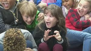 Reading Roadtrip: Ida Burns Elementary | thv11.com