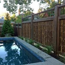 Bamboo Fencing Rolls Lowes Amconline