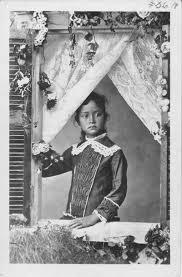 Princess Ka'iulani, about age 6