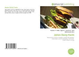 jones dairy farm 978 613 4 17209 7