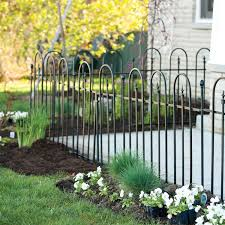 Triple Arch Fence Section