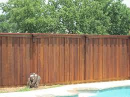 Flat Arch Corbels Cap Rail Board On Board Fence Dallas By Texas Best Fence Patio