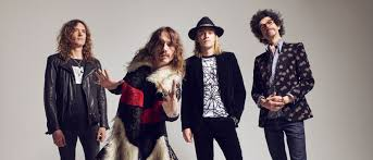 Frankie Poullain – The Darkness Proclaim 'Easter is Cancelled' in Australia  – Wall Of Sound