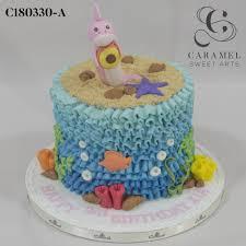 baby shark cake ideas how to make