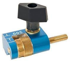 Kreg Micro Adjuster For Band Saw And Router Table Fences Elite Tools