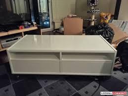 ikea boksel multi storage white coffee