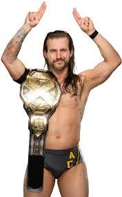 Adam Cole NEW NXT Champion 2019 Render by AmbriegnsAsylum16 on DeviantArt