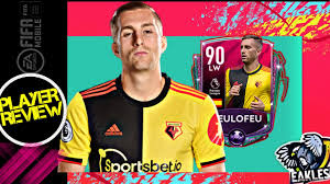 FIFA MOBILE 20! 79-90 OVR DEULOFEU GAMPLAY! ST & LW REVIEW IN VSA! FIFA  MOBILE 20 CHEAP BEASTS! - YouTube