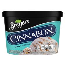 cinnabon breyers