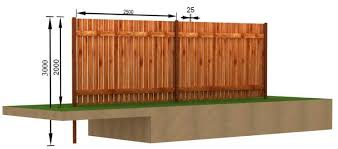 Crew Diameter Of About 4 5 Inches And Drill Holes To A Depth Of About 3 Feet If Hedgehogs Live In Your Area Please Before Wood Fence Wood Fence Design Fence