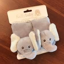 elephant infant seat belt covers