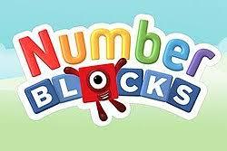 Image result for numberblocks bbc logo