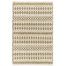 rugs la palma hand woven cream area rug
