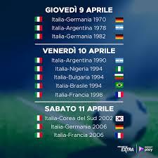 Mediaset Extra - Da oggi segui con noi le partite più...