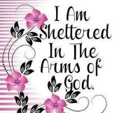 Becky's Daily Devotional: June 25 Sheltered in the Arms of God