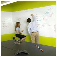 White Removable Dry Erase Board Wall Paper Sticker Decal Chalkboard Message Center Walls W 3 Free Marker Pen Diy A Dry Erase Paint Whiteboard Wall White Board