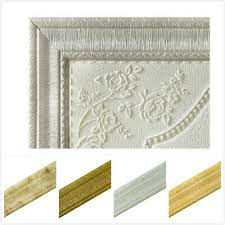 3d Self Adhesive Wall Skirting Stickers Baseboard Wallpaper Waterproof Adornment Ebay
