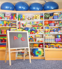 Amazon Com Laeacco Background 8x8ft Vinyl Photography Backdrop School Toy Store Desk Children Room Blue Balls Kinds Of Toys Drawing Board Kids Baby Infant Toddles Photo Portraits Backdrop Camera Photo