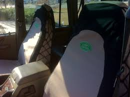 aarush brookes land rover seat covers