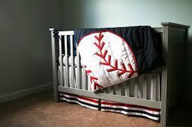 baseball nursery bedding baby