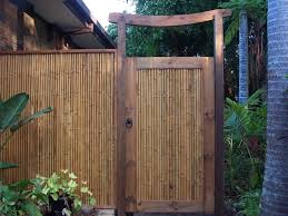Pin By Santosh Balasubramanian On Backyard Ideas Bamboo Fence Bamboo Garden Backyard Fences