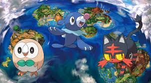 Pokemon Sun and Moon guide: TM location list