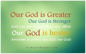 quotes about you are our god quotes