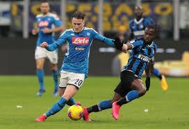 Orario Napoli Inter Coppa Italia: le indicazioni della Rai
