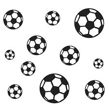 23 Football Soccer Ball Boys Car Stickers Home Kid Car Sticker Vinyl Decals Rv Suv Auto Door Kayak Sticker Vinyl Car Stickerauto Door Aliexpress