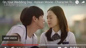 drama korea on your wedding day dibintangi park bo young dan