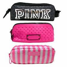 makeup bag pouch cosmetic pencil case