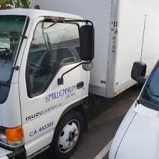 Truck Height Vertical Mirror Cut Stickers Vl0718