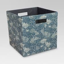 Fabric Cube Storage Bin 13 Threshold Target