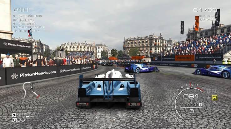 """Resultado de imagem para GRID™ Autosport"""""""
