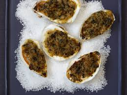 Oysters Rockefeller Recipe - Emeril ...