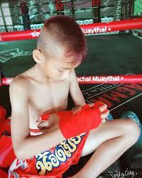 attachai muay thai gym bangkok kids
