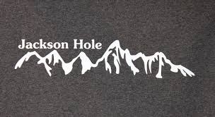 Jackson Hole Buffalo Co Tetons Silhouette T Shirt Charcoal Jpg 3168 1728 Silhouette Art Mountain Silhouette Mountain Tattoo
