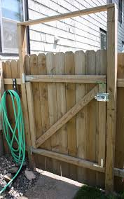 How To Build Wooden Privacy Fence Gate Plans Diy Free Download Playground Blueprints Woodwork Safety